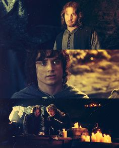 Return of the King | Faramir and Frodo