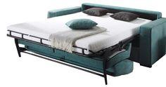 Sofabett mit Matratze 160x200cm.