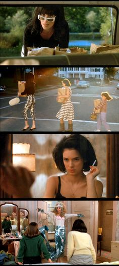 Mermaids. My three favorite women all in one movie based in the 60's=mindblown.