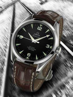 Omega Railmaster Certified Chronometer