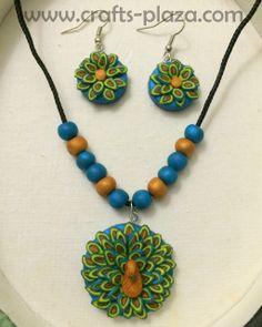 Polymer clay Jewellery.