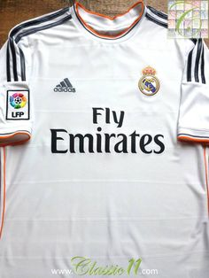 7768e0f19 124 Best Classic Real Madrid Football Shirts images in 2019 ...