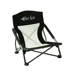 Texsport First Gear Low Profile Fold Up Beach Outdoor Chair    You Can Get  More