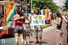 We've captured 1st Thessaloniki Pride and we'll be there to update this board during the second!