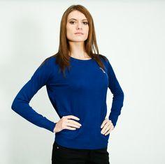 Niebieska bluzka #Signity