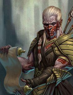 aasimar warrior