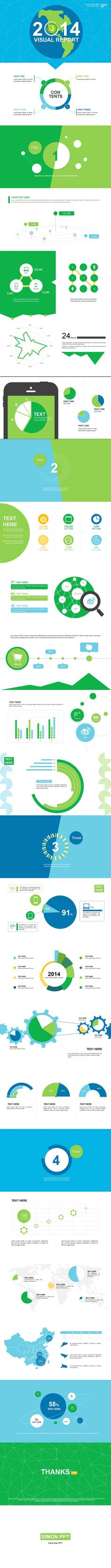 Massive Business Presentation Template u2014 Powerpoint PPT - powerpoint presentations template
