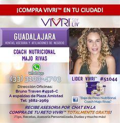 Guadalajara, Jalisco! #Vivri #RetoVivri