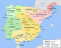 Visigothic Kingdom 586-711 es - Historia medieval de España - Wikipedia, la enciclopedia libre