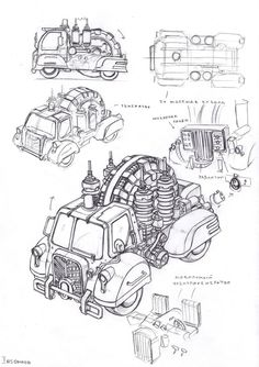 vehicle 5 by TugoDoomER.deviantart.com on @DeviantArt