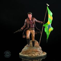 Firefly Malcolm Reynolds Master Series 1/6-Scale Statue - - Action Figures Toys News ToyNewsI.com