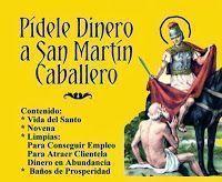 Oración a SAN MARTÍN CABALLERO