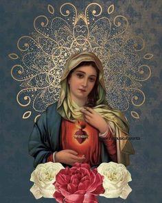 Religious Pictures, Religious Icons, Religious Art, Catholic Art, Catholic Saints, Clare Of Assisi, Superman Artwork, Le Nil, Images Of Mary