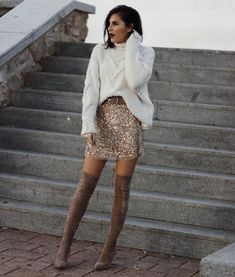 102 new years eve outfit ideas perfect for that new years party – page 1 Christmas Eve Outfit, Holiday Party Outfit, Holiday Outfits, Winter Outfits, Nye Outfits, Casual Outfits, New Years Eve Outfit Ideas Winter, New Years Outfit, New Years Eve Outfits