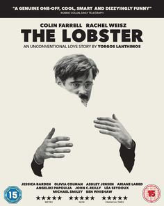 The Lobster [Blu-ray]: Amazon.co.uk: Colin Farrell, Rachel Weisz, Jessica…