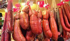 Receta de la Sobrasada de Mallorca - El Portal del Chacinado Spanish Cuisine, Spanish Food, Carne Madurada, How To Make Sausage, Sausage Making, Ground Meat, Barbacoa, Sausage Recipes, Diy Food