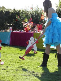 Alice in Wonderland Royal Croquet by Party Prop Hire Brisbane, via Flickr