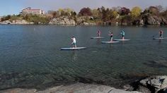 SUP Fitness Courses and Boot Camps Fitness Courses, Outdoor Apparel, Paddle Boarding, Camps, Stand Up, Fun Workouts, Exercise, Adventure, Ejercicio