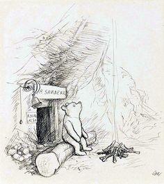 Tonnen voor Winnie de Poeh | Kunst