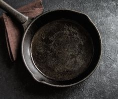 A well-seasoned cast iron pot provides one of the best surfaces for cooking, since it heats foods evenly and can do just about anything Cast Iron Pot, It Cast, Good Housekeeping, Cleaning, Household Tips, Om, Clever, Green, Ideas