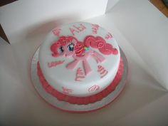My Little Pony Pinkie Pie Cake by DwntheRabbitHole.deviantart.com