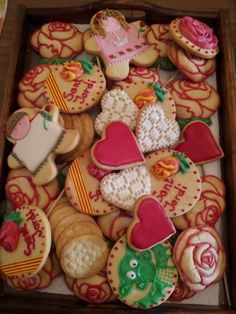 Galletas de Sant Jordi.Natali's cooking