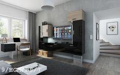 Kedvenc bútor / Modern nappali bútor CONCEPT 9 HGM Flat Screen, Cabinet, Storage, Furniture, Home Decor, Blood Plasma, Clothes Stand, Purse Storage, Decoration Home