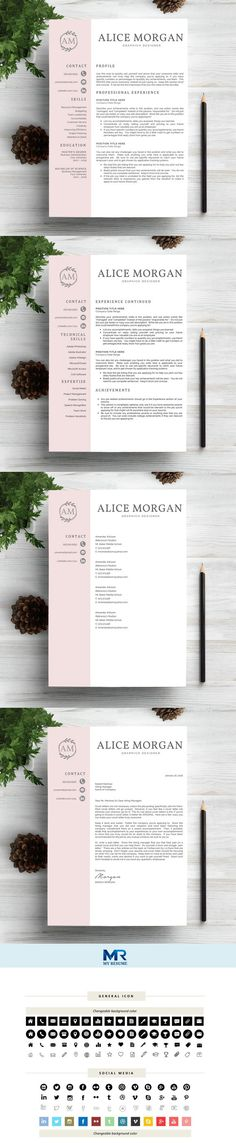 Pin by Cherry Aga on Resume Pinterest - resume templates website