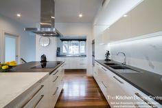 Warrandyte - The Kitchen Design Centre Kitchen Butlers Pantry, Butler Pantry, Family Kitchen, Centre, Kitchen Design, Storage, Modern, Kitchens, Home Decor