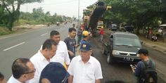 Pemerintah Susun Desain Drainase Jalan Nasional