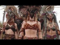 "GRRL POWER! - ""Xena"" Amazon music video - YouTube"