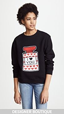 New Michaela Buerger I Love You Perfume Bottle Sweatshirt online. Enjoy the absolute best in Elizabeth and James Clothing from top store. Sku njcl53889evwl34897