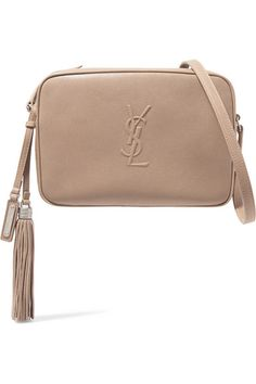 cf73e7c1de Saint Laurent - Lou leather shoulder bag