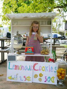 Little Hiccups: Lemonade & Cookies