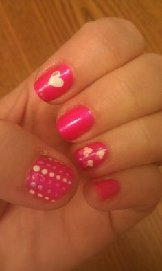 Valentine hearts!