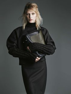 Publication: Vogue UK August 2014 Model: Julia Nobis Photographer: Patrick Demarchelier Fashion Editor: Lucinda Chambers