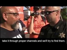 BREAKING NEWS! Obama Rally ~ Muslims become violent ~ Dearborn, MI COPS join attack!