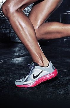 you go girl. +love nikes. by ines