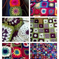 Crocheting ..... 2013