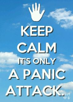 Don't be critical of others if you never had one.  #jussayin. how to stop panic attacks.
