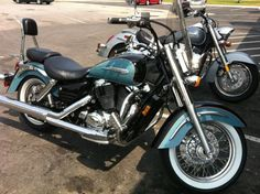 FOR SALE - '99 Honda Shadow Aero 1100