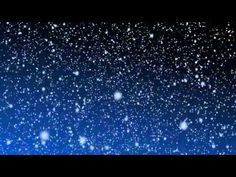 [10 Hours] Snow Falling Video & Audio Blue B/G [HD] SlowTV - YouTube