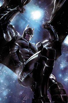 Arkham Origins Batman - Santi Casas