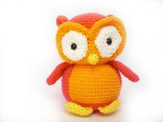Nelson the Owl (FreshStitches)