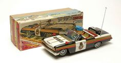 Yanoman Toys (Japan) Police Command Car Vintage Models, Police Cars, Japan, Toys, Police, Activity Toys, Clearance Toys, Gaming, Games
