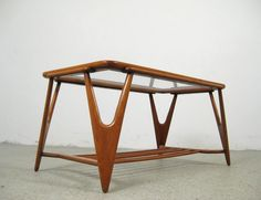 AreaNeo | Cesare Lacca organic moulded coffee table 1950-59