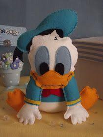 Fiapinho: Donald ♡