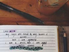 I am Yours. Always.