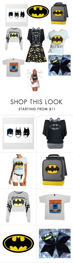 """""""batmen clothing"""" by skeeter9299 on Polyvore featuring Dolma, Junk Food Clothing and Thermos"""