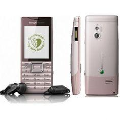 Sony Ericsson Elm J10I Freenheart Rose